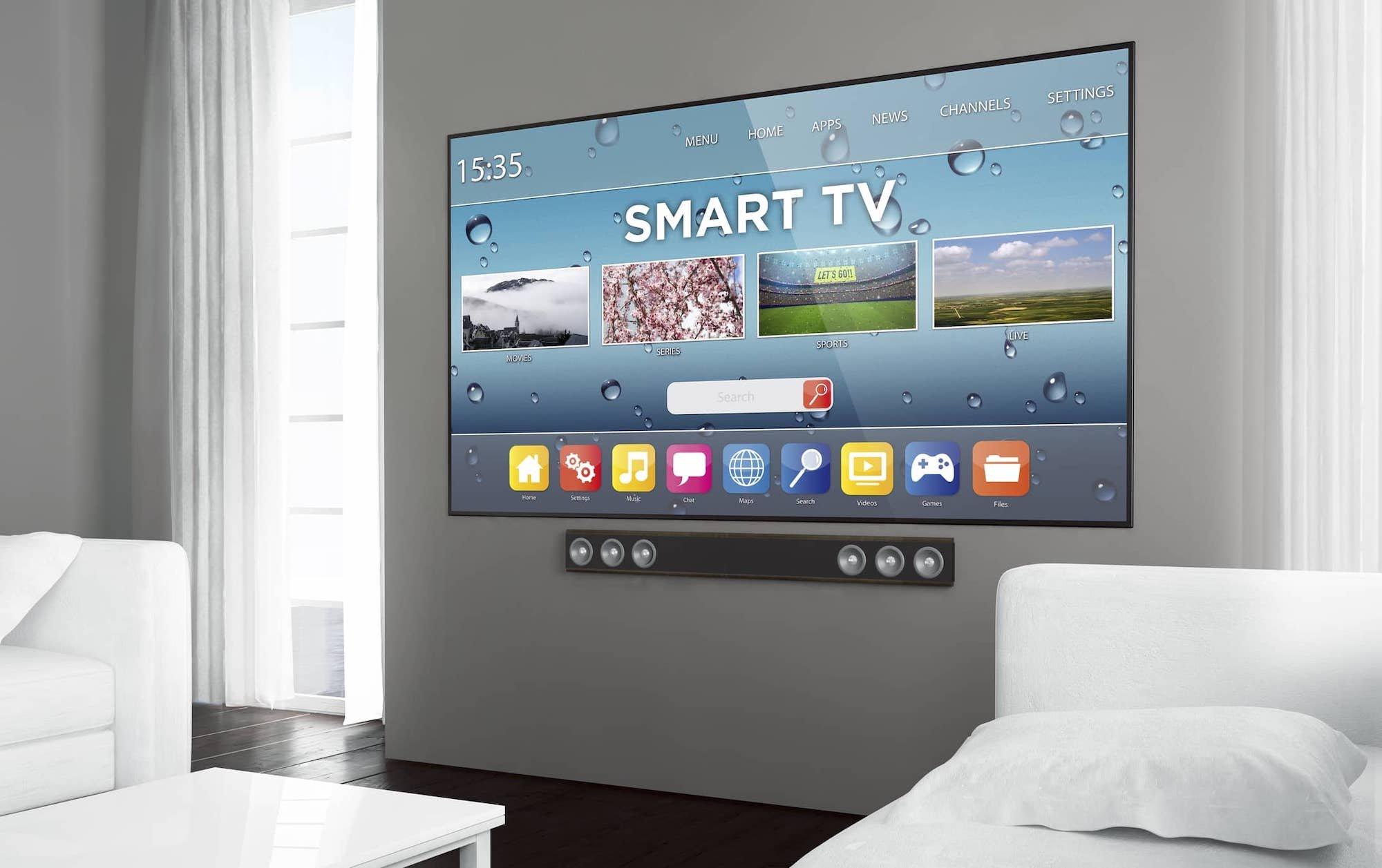 Seamless Integration with Smart TVs