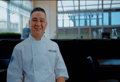 Casey Castro Capitol Kitchen